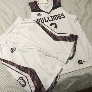 adidas Women's Basketball Uniform NWT